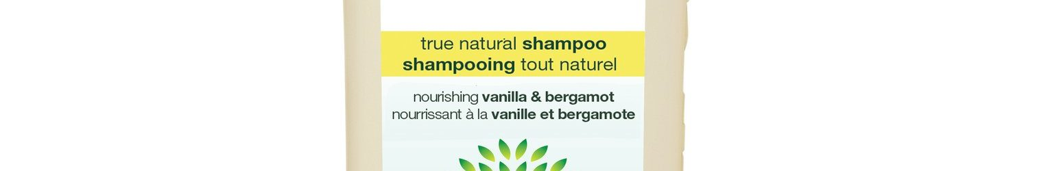 Nature's Aid True Natural Shampoo